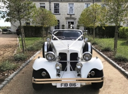 Beauford for weddings in Wembley